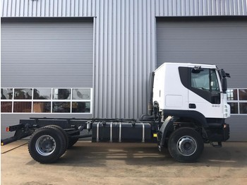 Iveco Trakker 380 4x2 Chassis Cab - Fahrgestell LKW