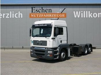 Fahrgestell LKW MAN TGA 26.390 6x2-2 LL