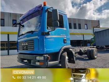 MAN TGL 7.150 Euro4 chassis cabine - Fahrgestell LKW