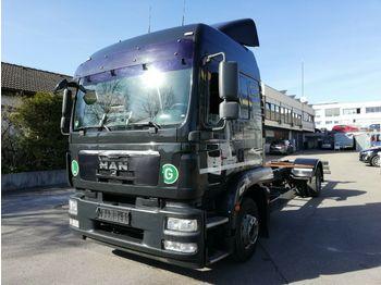 Fahrgestell LKW MAN TGM 15.250 FLL Klima Radst  5.4 m Kuppl. NEU!
