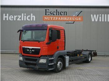 Fahrgestell LKW MAN TGS 18.400 4x2LL BDF, 3 Sitze, Klima, Automatik