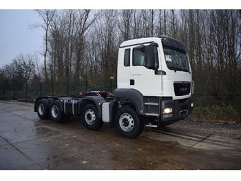 MAN TGS 41.480 BB-WW 8x4 CHASSIS CABIN - Fahrgestell LKW