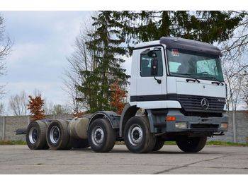 MERCEDES-BENZ ACTROS 3240 8x4 1999 - chassis - Fahrgestell LKW