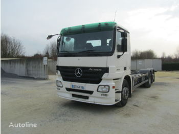 MERCEDES-BENZ Actros 2536 - Fahrgestell LKW