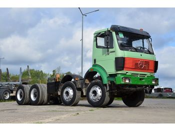 MERCEDES-BENZ SK3234 1992 8x4 - chassis - Fahrgestell LKW