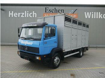 Fahrgestell LKW Mercedes-Benz 1517 *6 Zylinder*Steel/Steel*1.Hand*Manuell