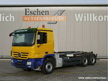 Fahrgestell LKW Mercedes-Benz 2646 L, 6x4, Chassis