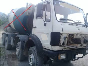 Mercedes Benz 3228 8X4 chassis - Fahrgestell LKW