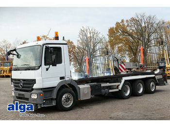 Fahrgestell LKW Mercedes-Benz 3546 Actros 8x4, 6.500mm lang, Klima, Tempomat