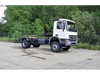 Fahrgestell LKW Mercedes-Benz ACTROS 2031 4x4 CHASSIS CABIN