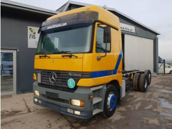 Mercedes Benz ACTROS 2540 6x2 chassis - Fahrgestell LKW
