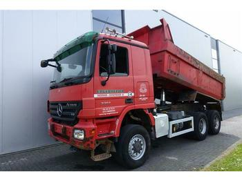 Mercedes-Benz ACTROS 3351 6X6 DUMPER FULL STEEL EURO 5  - Fahrgestell LKW