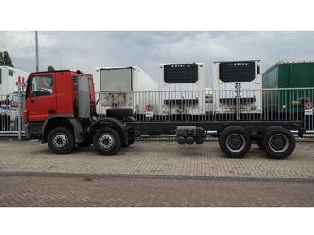 Fahrgestell LKW Mercedes-Benz ACTROS 4144 8X4 CHASSIS TRUCK NEW VEHICLE