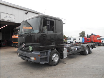 Mercedes-Benz Actros 2535 (GRAND PONT / 6X2) - Fahrgestell LKW