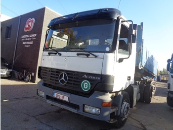 Fahrgestell LKW Mercedes-Benz Actros 2540