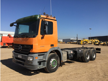 Mercedes-Benz Actros 3341 - Fahrgestell LKW