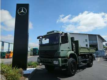 Mercedes-Benz Axor 1829 A 4x4 Single Bereifung Expedition  - Fahrgestell LKW