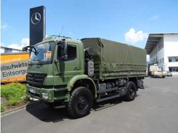Mercedes-Benz Axor 1829 A 4x4 Single Bereifung Expedition 2St  - Fahrgestell LKW