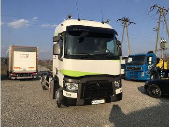 RENAULT FH T430, ful serwis - Fahrgestell LKW