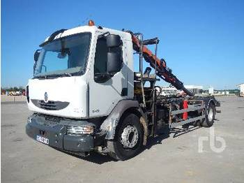 RENAULT MIDLUM 240DXI Camion Cabine Et Chassis - Fahrgestell LKW
