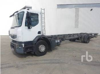 RENAULT P280.19CF 4x2 - Fahrgestell LKW