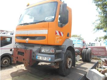 Fahrgestell LKW Renault Kerax 260