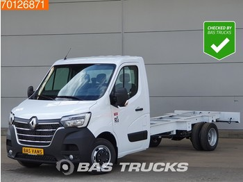 Fahrgestell LKW Renault Master 165PK CCAB RTWD RED Edition Chassis cabine Dubbellucht Navigatie A/C Cruise control