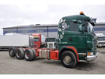 Fahrgestell LKW SCANIA G