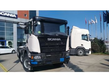 SCANIA G450 E6 8X4 AUTO BRAND NEW! - Fahrgestell LKW