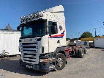 SCANIA R420 6*2 - Fahrgestell LKW
