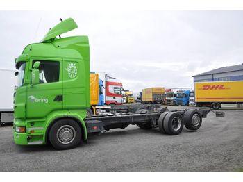 Fahrgestell LKW SCANIA R560 LB6X2*4HLB