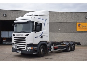 Scania G 450 6X2 - Fahrgestell LKW