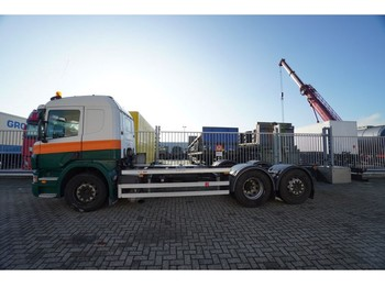 Scania P 320 6X2 ADR CHASSIS - Fahrgestell LKW