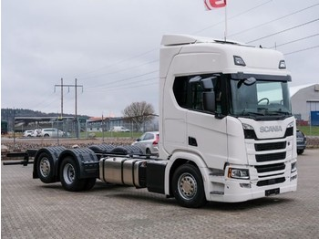 Fahrgestell LKW Scania R500 6x2*4 chassi 4750mm