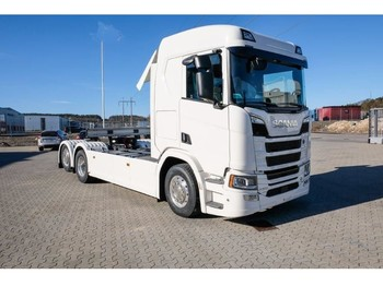 Fahrgestell LKW Scania R580 6x2*4 4550mm