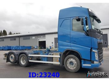 VOLVO FH13 460 6x2 Euro5 - Fahrgestell LKW