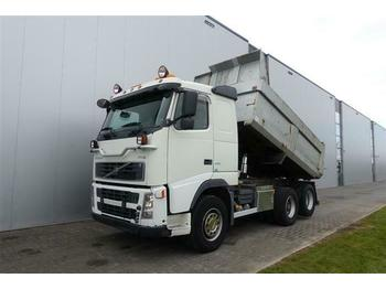 Volvo FH12.460 6X2 MANUAL FULL STEEL HUBREDUCTION EURO  - Fahrgestell LKW