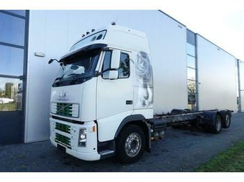 Fahrgestell LKW Volvo FH13.400 6X2 CHASSIS GLOBETROTTER EURO 5
