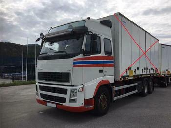 Fahrgestell LKW Volvo FH480 - SOON EXPECTED - 6X2 LOW KM.! MANUAL EURO