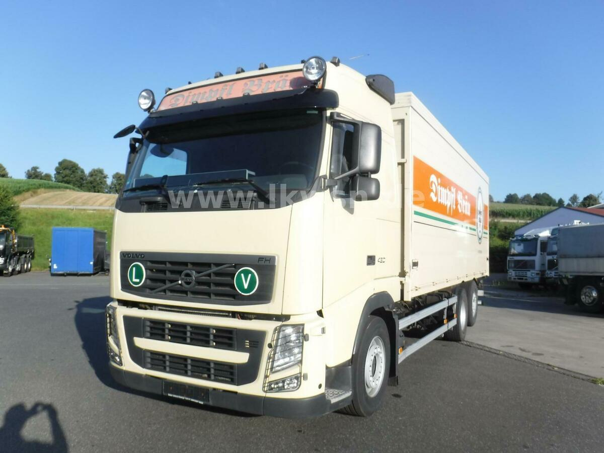 Fahrgestell LKW Volvo FH 460 6x2R Globetrotter nur/ONLY Chassis TOP