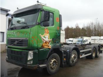 Volvo FH 480 8X4 - Fahrgestell LKW