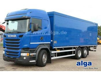 Getränkeaufbau LKW Scania R 410 LB6x2MNA, Euro 6, Orten, Klima, Retarder