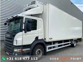 Scania P360 / Chereau / Thermoking TS-500e / Euro 5 / Tail Lift / Belgium truck - Isotherm LKW