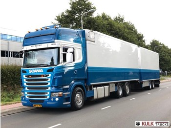 Scania R 480 Euro 5 / Retarder / Flower Combi READY FOR WORK / 48CC - Isotherm LKW