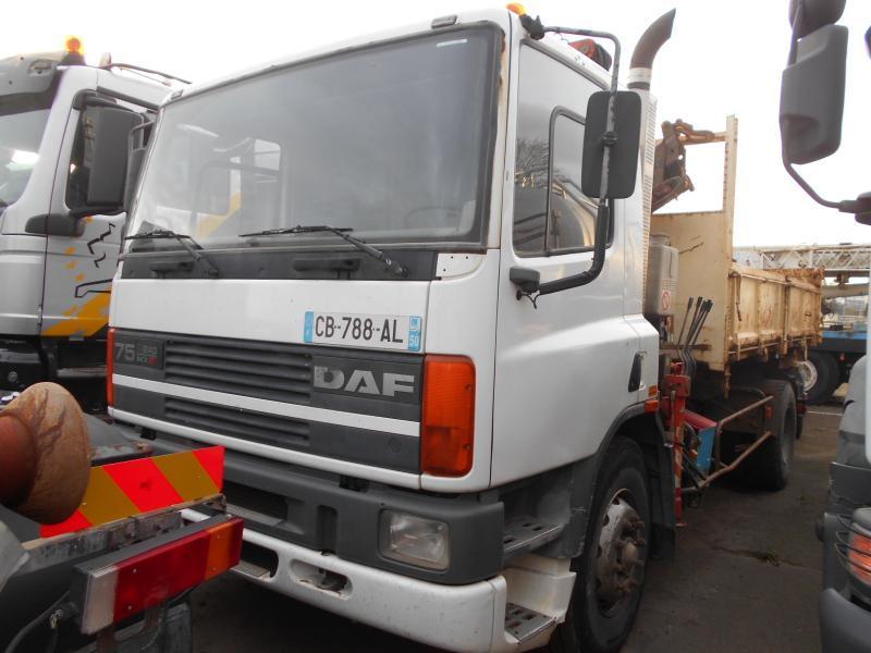 Kipper DAF 75 ATI 240