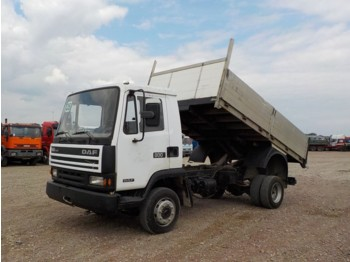 Kipper DAF 800 Turbo (FULL STEEL SUSPENSION)