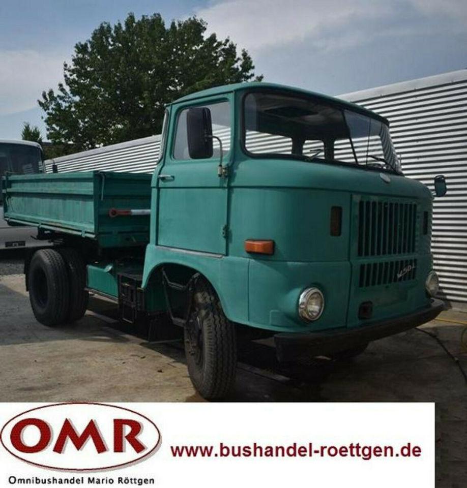 Kipper IFA Automobilw. W50L/K/LKW Kipper offener Kasten