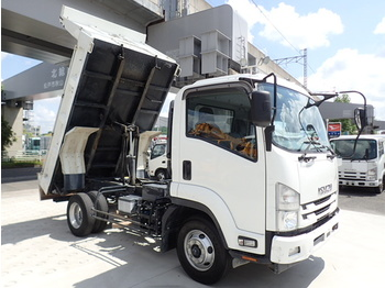 ISUZU FORWARD ENHANCED DUMP TRUCK TKG-FRR90S1 - Kipper