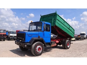 Kipper Iveco Magirus 175-24 (GRAND PONT / SUSPENSION LAMES): das Bild 1