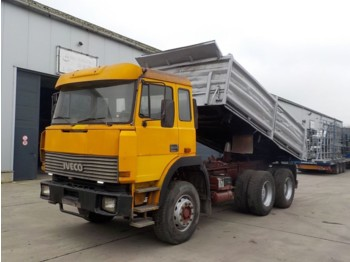 Iveco Magirus 260 - 34 (BIG AXLE / STEEL SUSP.) - Kipper